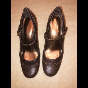 Etienne Aigner Mary Jane shoes size 7